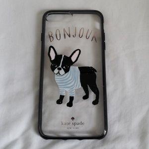 Kate Spade iPhone 7plus phone case
